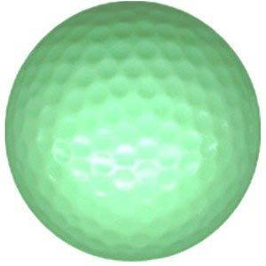 1 Doz. Pastel Green Golf Balls