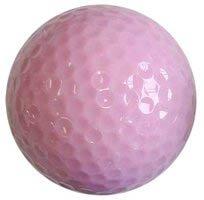 1 Doz. Pastel Pink Golf Balls