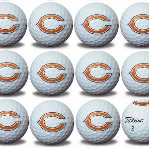 Bears Refinished Titleist ProV1 Golf Balls