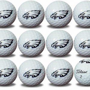 Eagles Refinished Titleist ProV1 Golf Balls