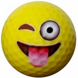 Emoji #1 Tongue w/Big Eye 12pk