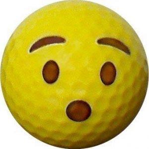 Emoji #11 Hush Golf Balls 12pk