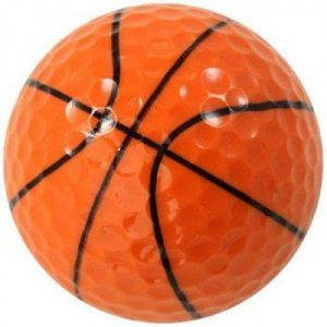 1 Dz. Basketball Golf Balls