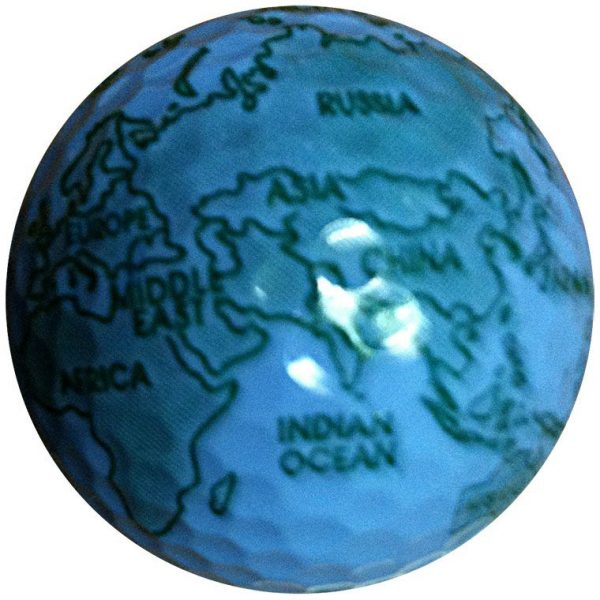 1 Dz. Globe Ball Golf Balls