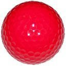 1 dz. Red Golf Balls