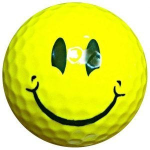 1 Dz. Smile Golf Balls