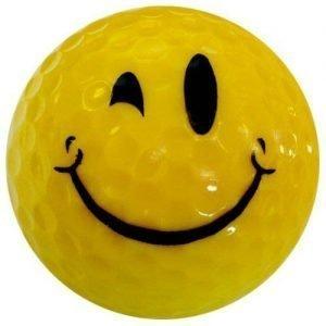 1 Dz. Smile Wink Golf Balls