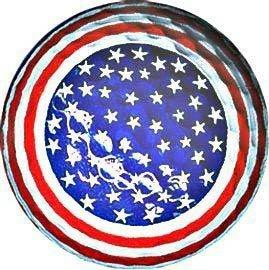 1 Dz. Stars & Stripes Golf Balls