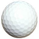 1 dz. White Golf Balls