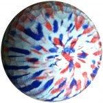 1 Dz. White Tie-Dye Golf Balls