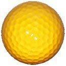 1 dz. Yellow Golf Balls