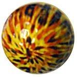 1 Dz. Yellow Tye-Dye Golf Balls
