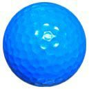 1dz. Blue Golf Balls