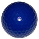 1dz Dark Blue Golf Balls