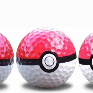 3 pack of Go Ball Golf Balls