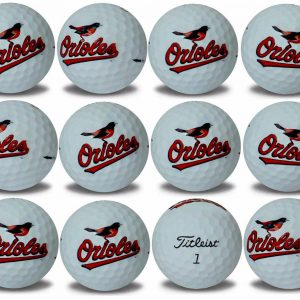 Baltimore Orioles Refinished Prov1 12 Pack