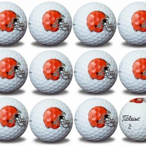Browns Refinished Titleist ProV1 Golf Balls