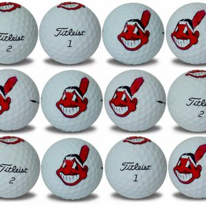 Cleveland Indians Wahoo  Refinished Prov1 12 Pack