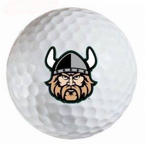 CSU Vikings  Refinished Titleist ProV1 Golf Balls