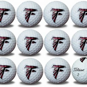 Falcons Refinished Titleist ProV1 Golf Balls