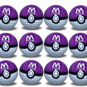 Mega Go Ball Golf Balls 12pk