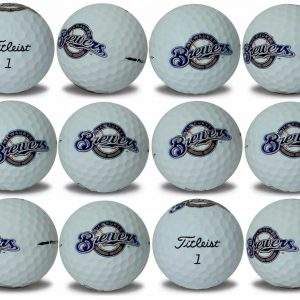 Milwaukee Brewers Refinished Prov1 12 Pack