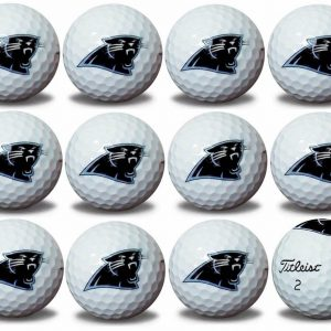 Panthers Refinished Titleist ProV1 Golf Balls
