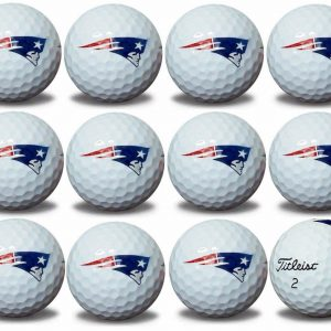 Patriots Refinished Titleist ProV1 Golf Balls