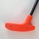 Putter 24 inch Urethane - Orange with Fiberglass Shaft