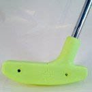 Putter 27 inch Urethane - Yellow with Steel Shaft
