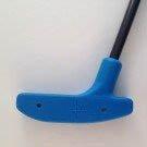 Putter 32 inch Urethane - Blue with Fiberglass Shaft