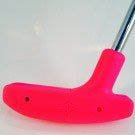 Putter 32 inch Urethane - Pink with Steel Shaft