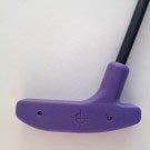 Putter 40 inch Urethane - Purple with Fiberglass Shaft