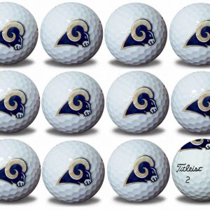 Rams  Refinished Titleist ProV1 Golf Balls