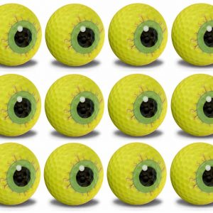 Scary Halloween Eyeball 12  Ball pack