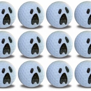 Scary Halloween Ghost 12  Ball pack