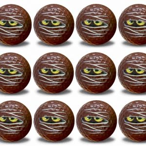 Scary Halloween Mummy 12  Ball pack
