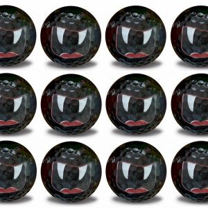 Scary Halloween Vampire 12 Ball pack