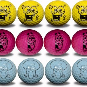 Sea Creatures Golf Ball 12 Pack