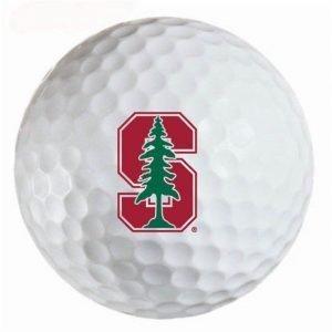 Stanford Cardinals  Refinished Titleist ProV1 Golf Balls