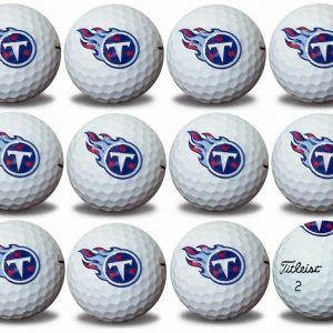 Titans Refinished Titleist ProV1 Golf Balls